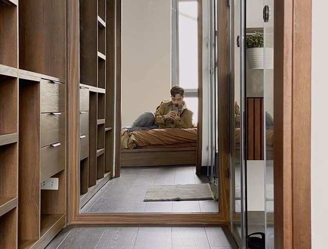 Cận cảnh căn biệt thự siêu sang, thiết kế 90% bằng gỗ của Tóc Tiên ở Đà Lạt-7