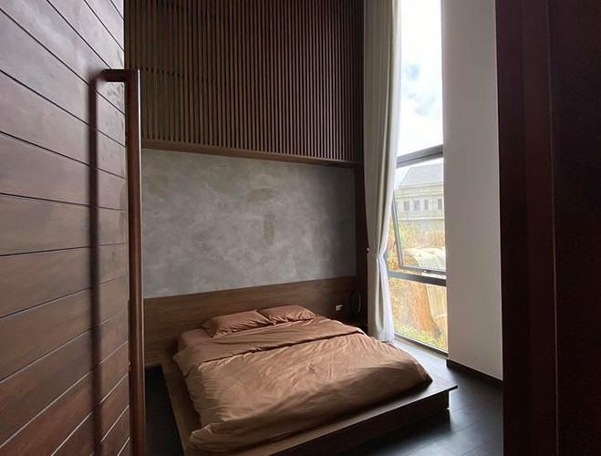Cận cảnh căn biệt thự siêu sang, thiết kế 90% bằng gỗ của Tóc Tiên ở Đà Lạt-8
