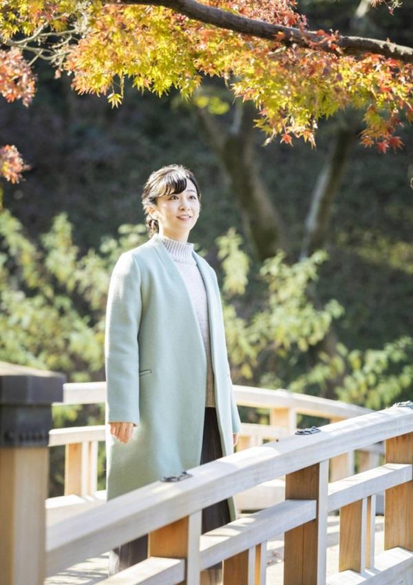 Công chúa xinh đẹp nhất Hoàng gia Nhật gây sốt với nhan sắc ngày càng lên hương, ăn vận đơn giản cũng tỏa ra khí chất hoàng tộc nổi bần bật-2