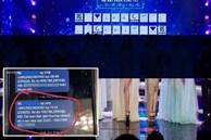 Chi gần 1 tỷ đồng cho giải cao nhất, 'Hoa hậu' cay đắng nhận về tờ giấy A4 lem nhem vô giá trị