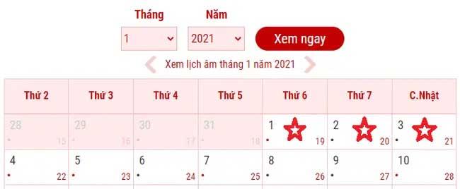 Người lao động được nghỉ bao nhiêu ngày Lễ, Tết trong năm 2021?-1