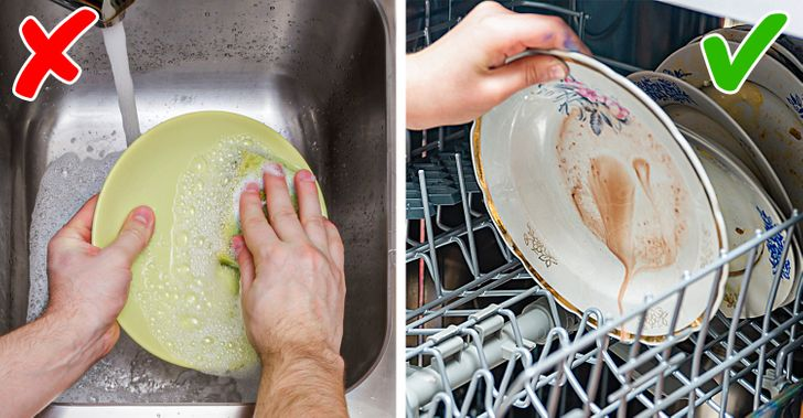 """7 sai lầm ngớ ngẩn"""" khi sử dụng máy rửa bát mà nhiều người vẫn mắc phải-1"""
