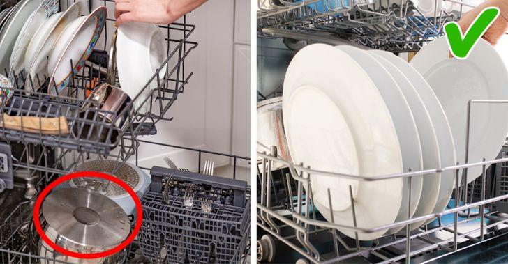 """7 sai lầm ngớ ngẩn"""" khi sử dụng máy rửa bát mà nhiều người vẫn mắc phải-2"""