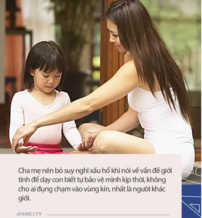 Mẹ ơi, bạn cùng bàn cứ sờ vào người con, câu trả lời thấu đáo của mẹ vừa xoa dịu vừa dạy con bài học xử lý tình huống tuyệt vời-3