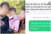 Ly hôn 1 năm, chồng tệ bạc 'ra lệnh' vợ cũ mua quà sinh nhật cho con với 100 nghìn và lời đáp trả đanh thép khiến ai cũng muốn vỗ tay hoan hô