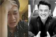 Quách Tuấn Du lên tiếng khi bị chỉ trích livestream khóc nức nở để gây chú ý sau khi ca sĩ Vân Quang Long qua đời