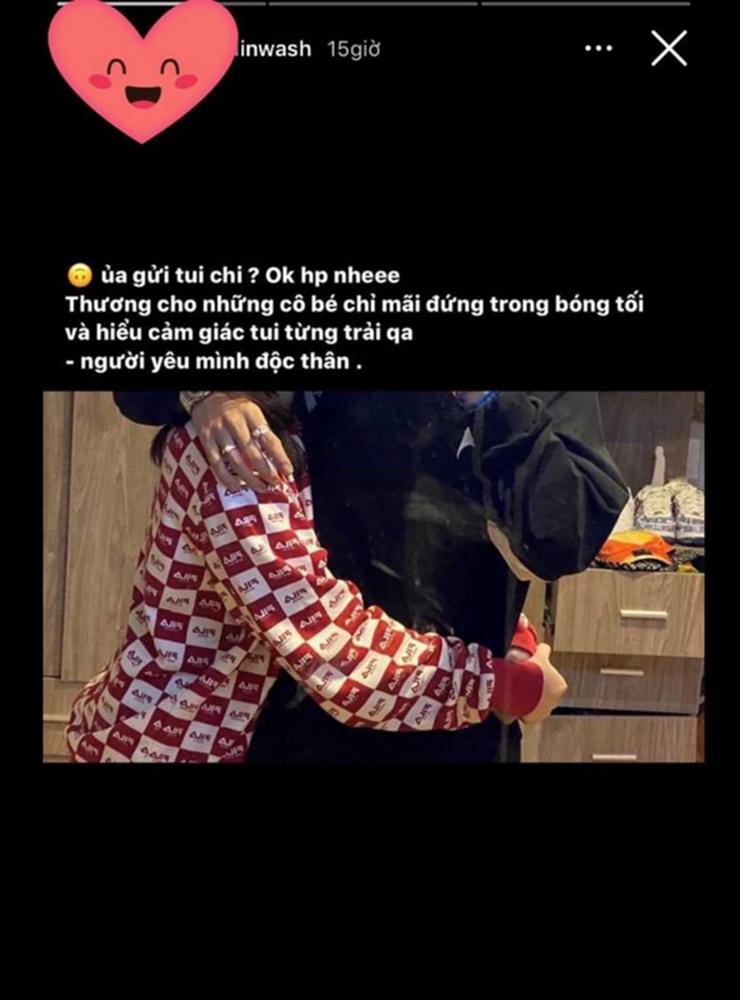 Xôn xao tin Huỳnh Anh đã hẹn hò với R.Tee, bằng chứng còn lọt tới tay bồ cũ của nam rapper?-1
