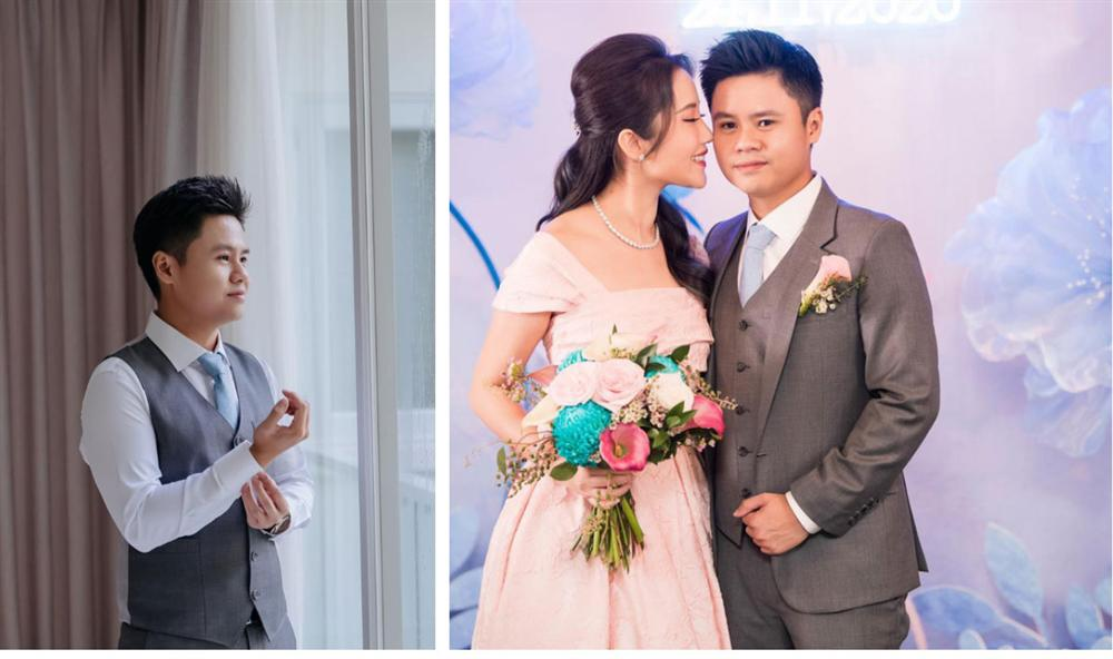 Primmy Trương nhá hàng ảnh cưới, zoom cận chiếc bụng phẳng lì giữa tin đồn mang thai-2