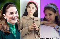 Công nương Kate dẫn đầu trào lưu bờm tóc không sến, Son Ye Jin và loạt sao áp dụng cũng sang chảnh ngút ngàn