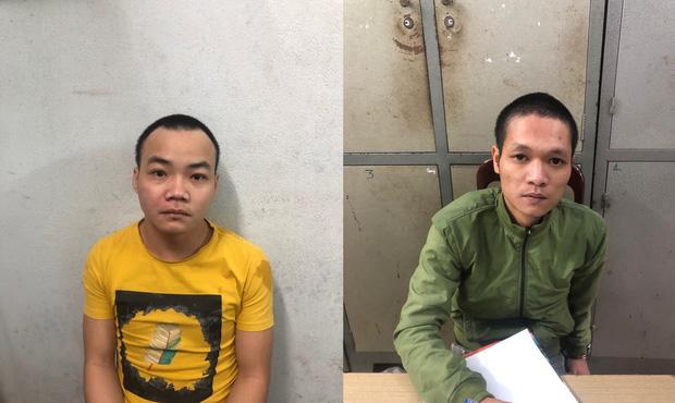 2 thanh niên ngáo đá đập phá hàng chục ô tô ở Đà Nẵng-2