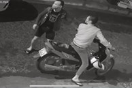 2 thanh niên 'ngáo đá' đập phá hàng chục ô tô ở Đà Nẵng