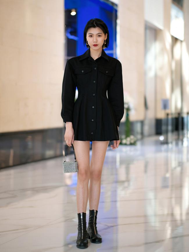Street style trước thềm đi đón Giao thừa của các quý cô Châu Á: Dù trời lạnh vẫn mặc đẹp bất chấp-15