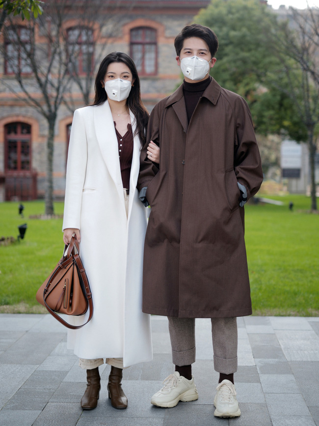 Street style trước thềm đi đón Giao thừa của các quý cô Châu Á: Dù trời lạnh vẫn mặc đẹp bất chấp-7