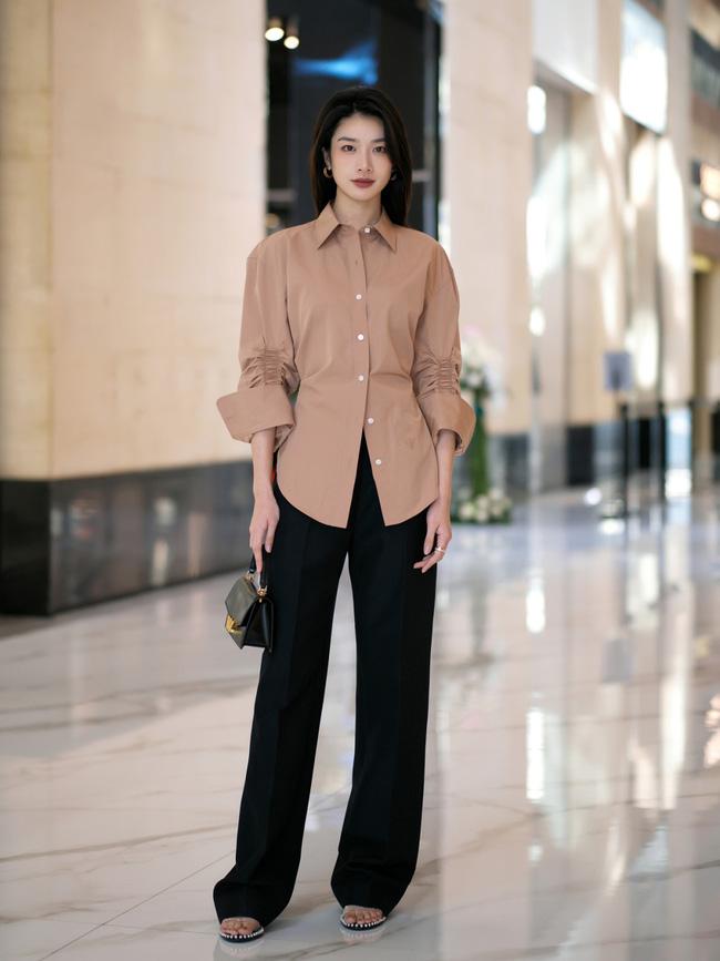 Street style trước thềm đi đón Giao thừa của các quý cô Châu Á: Dù trời lạnh vẫn mặc đẹp bất chấp-8