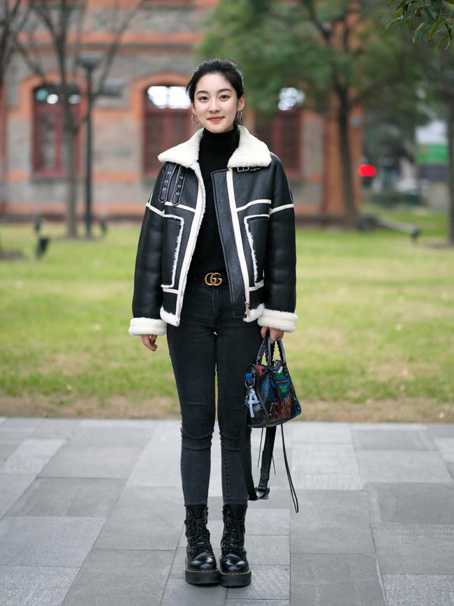 Street style trước thềm đi đón Giao thừa của các quý cô Châu Á: Dù trời lạnh vẫn mặc đẹp bất chấp-9
