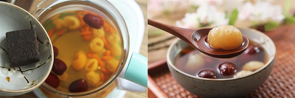 Có món trà siêu ngon mà vợ uống thì đẹp da, chồng uống lại mạnh khỏe thì chắc chắn các chị phải làm ngay thôi!-3