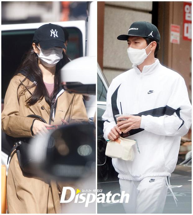 Chấn động: Cặp đôi 1/1 của Dispatch chính là Hyun Bin - Son Ye Jin, lần này có hẳn ảnh hẹn hò bí mật tại Hàn và thời gian yêu-1