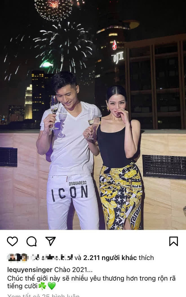 Kbiz có Hyun Bin, Vbiz có cặp Lệ Quyên - Lâm Bảo Châu công khai ảnh thân mật để mở bát năm mới 2021-2