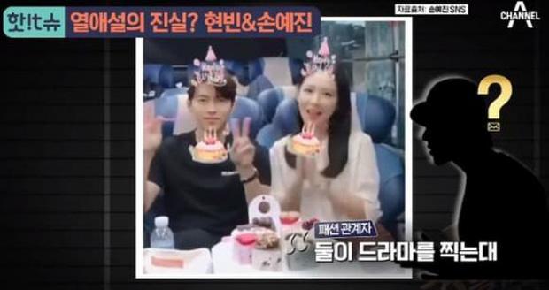 Hyun Bin - Son Ye Jin: Đạt kỷ lục Kbiz về lần lộ hint hẹn hò, báo Hàn - Trung đều vào cuộc, lý do không xác nhận liên quan đến Song Song?-5