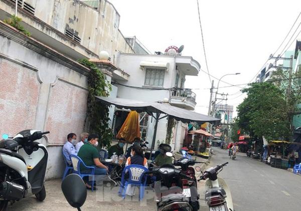 TP.HCM: Phong tỏa, cách ly ngôi nhà người phụ nữ nhập cảnh chui ở Q. Tân Phú-2