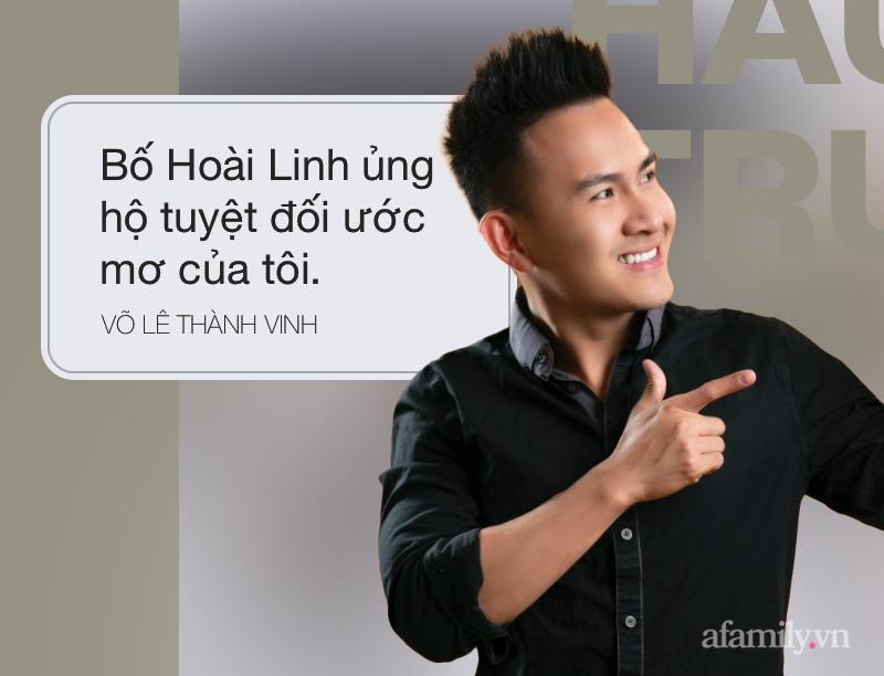 Trò chuyện cùng con trai ruột của danh hài Hoài Linh - Võ Lê Thành Vinh: Chỉ cần bố lên tiếng thì tôi sẵn sàng bỏ tất cả để về Việt Nam-3