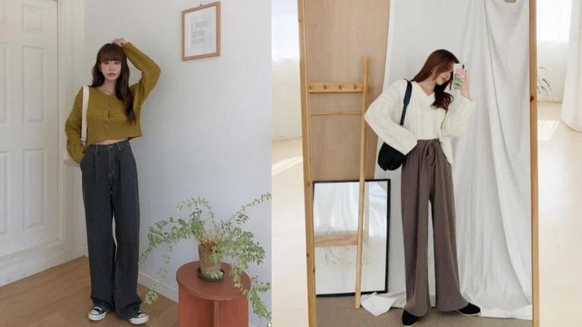 4 cách diện áo len hack dáng đỉnh cao: Body thon thả mà điểm sang chảnh cũng tăng vù vù-2