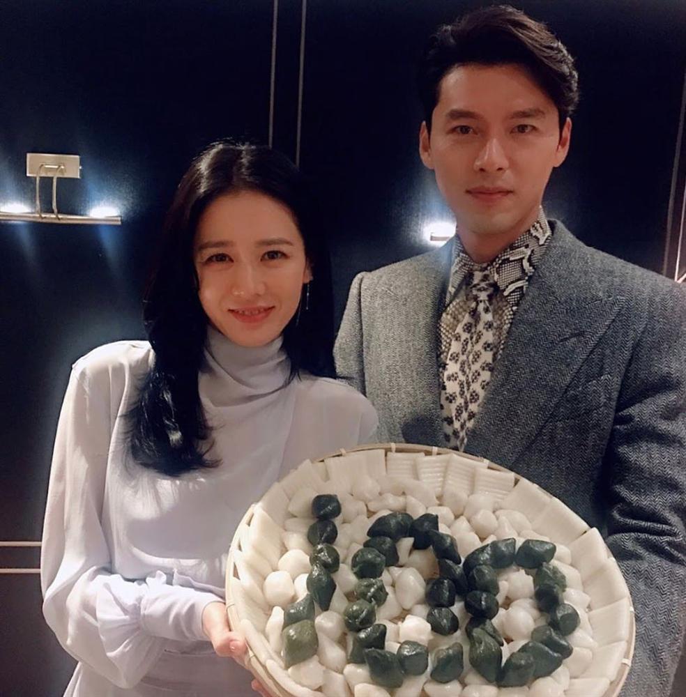 Trên phim ngọt 1, ngoài đời Hyun Bin và Son Ye Jin tình gấp 10 với loạt khoảnh khắc cẩu lương-6