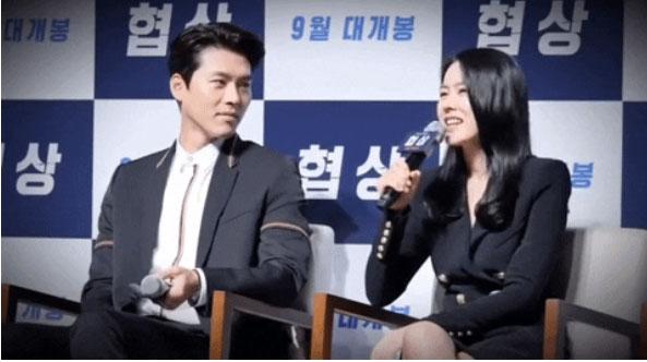 Trên phim ngọt 1, ngoài đời Hyun Bin và Son Ye Jin tình gấp 10 với loạt khoảnh khắc cẩu lương-8