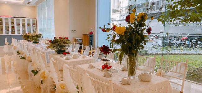 Lễ ăn hỏi ấm cúng của NSND Công Lý và cô dâu kém 15 tuổi-3