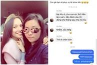 Hiền Thục gây tranh cãi khi công khai tin nhắn con gái viết sai chính tả thành từ tục tĩu trên MXH