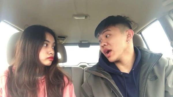 Cặp đôi nổi tiếng với loạt vlog trong ô tô chia tay, cô gái bị nghi là Tuesday lên tiếng kêu oan-1