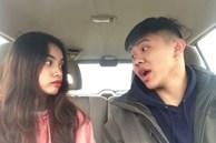 Cặp đôi nổi tiếng với loạt vlog trong ô tô chia tay, cô gái bị nghi là 'Tuesday' lên tiếng kêu oan