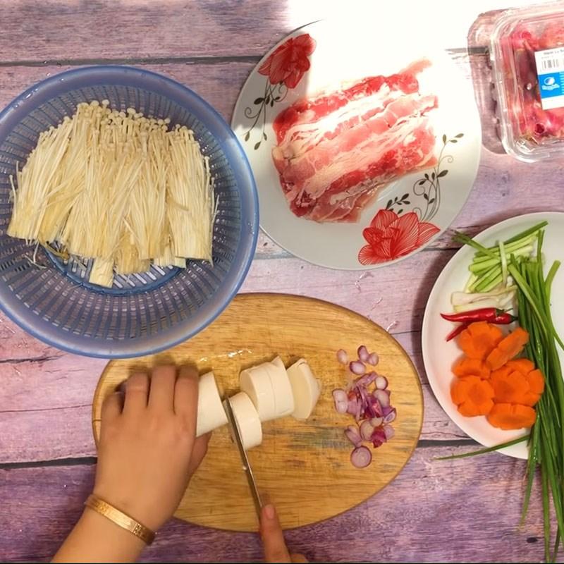 Thực đơn đủ rau, đủ thịt cho hội chị em ăn kiêng: 20 phút vào bếp là no căng!-4