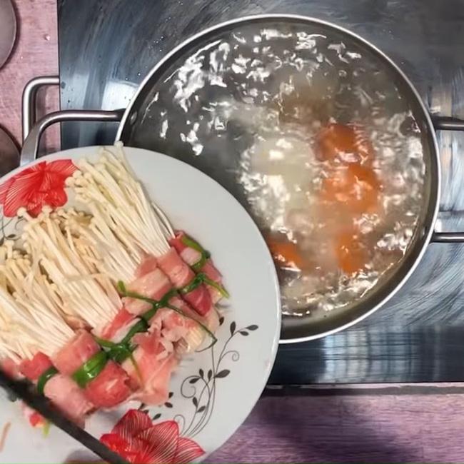 Thực đơn đủ rau, đủ thịt cho hội chị em ăn kiêng: 20 phút vào bếp là no căng!-9