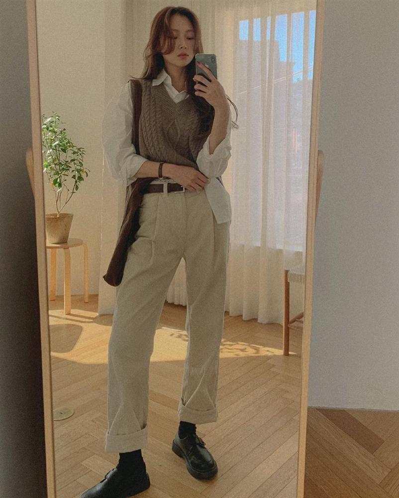 5 kiểu trang phục mùa Đông sẽ khiến bạn tăng 5kg, eo thon thả đến đâu mặc vào cũng thành dìm dáng, thấp lùn-5