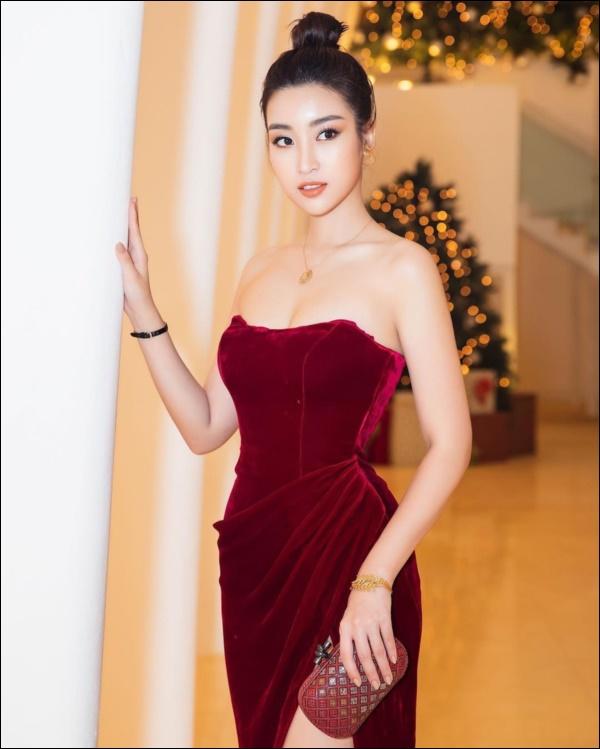 Nhìn lại thập kỷ nhan sắc Việt (2010 - 2020): Phạm Hương sang Mỹ làm vợ đại gia,Kỳ Duyên thôi nổi loạn, rũ bỏ mác hoa hậu thị phi-13
