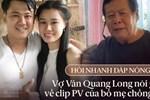 Hé lộ tin nhắn Vân Quang Long liên tục gửi vợ, mong được về Việt Nam trước khi qua đời-5