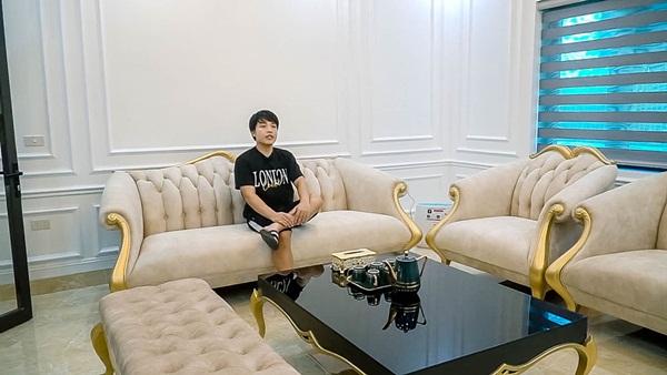 Cận cảnh căn nhà 4 tỷ như cung điện trắng của Youtuber NTN giữa lòng thành phố Thái Bình-7