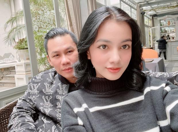 Cẩm Đan - tình trẻ kém 27 tuổi của chồng cũ Lệ Quyên: Thí sinh nhỏ tuổi nhất HHVN 2020, đối thủ đáng gờm của Đỗ Thị Hà-1