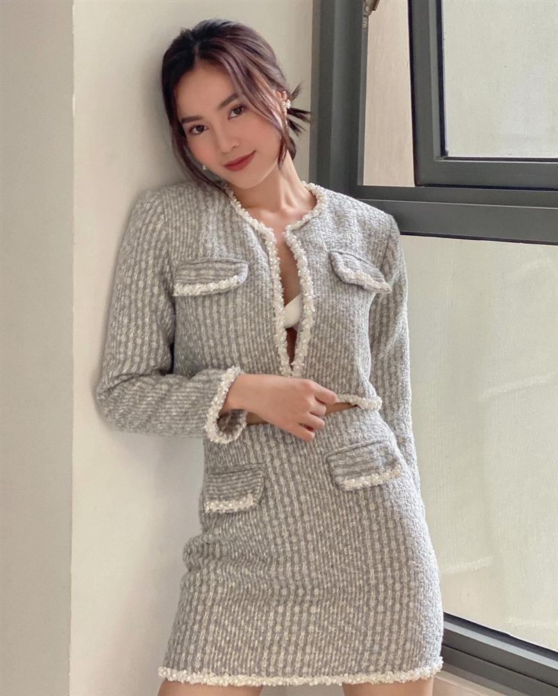Học cách sao Việt diện áo khoác vải tweed để vừa hack dáng đỉnh cao mà điểm sang chảnh cũng tăng vù vù-5