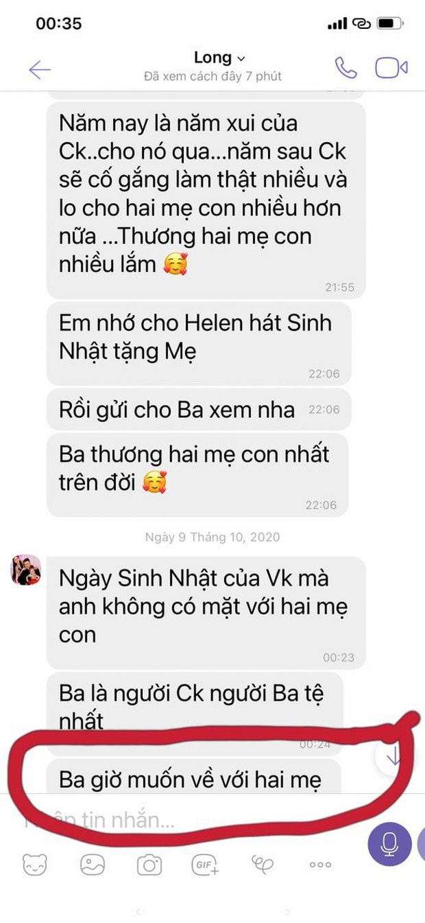 Hé lộ tin nhắn Vân Quang Long liên tục gửi vợ, mong được về Việt Nam trước khi qua đời-2