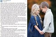Vợ nổi cơn ghen vì phát hiện con trai 3 tuổi học cùng trường mầm non với con gái người yêu cũ của chồng, trớ trêu thay 2 đứa lại còn… thích nhau!