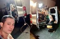 Những hình ảnh xót xa của cố ca sĩ Vân Quang Long: Làm lụng vất vả để kiếm thêm thu nhập lo cho gia đình