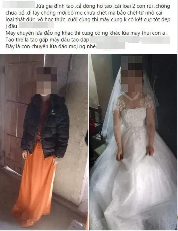 Xôn xao người phụ nữ 34 tuổi đã có chồng và 2 con khai gian thành gái tân 26 tuổi để cưới chú rể mới-2