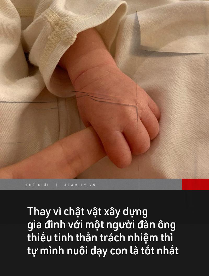 Nhận tinh trùng hiến tặng để làm mẹ đơn thân: Không lấy chồng vẫn có thể sinh con, nhưng liệu một đứa trẻ không cha có thực sự hạnh phúc?-2