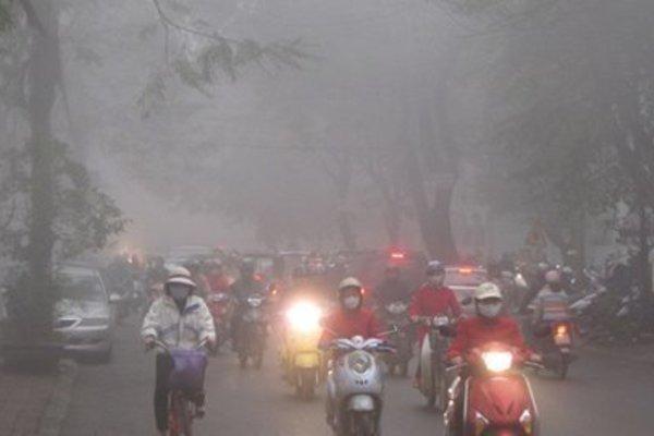 Dự báo thời tiết 6/1, miền Bắc rét và chìm trong sương mù lúc sáng sớm-1