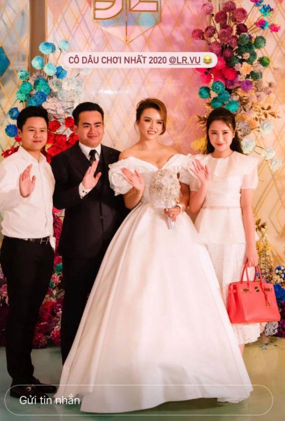 Phan Thành - Primmy Trương rủ nhau đi ăn cưới, dân tình kiên trì muốn biết: Bao giờ tới lượt anh chị?-1