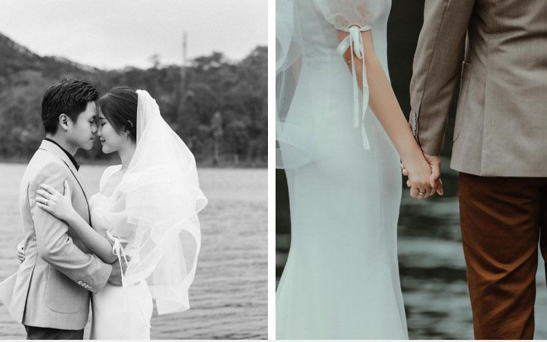 Phan Thành - Primmy Trương rủ nhau đi ăn cưới, dân tình kiên trì muốn biết: Bao giờ tới lượt anh chị?-2