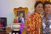 NS Hoài Linh đặt nơi thờ phụng NS Chí Tài tại đền thờ Tổ 100 tỷ, còn chuẩn bị món đồ gây xúc động đặt cạnh di ảnh