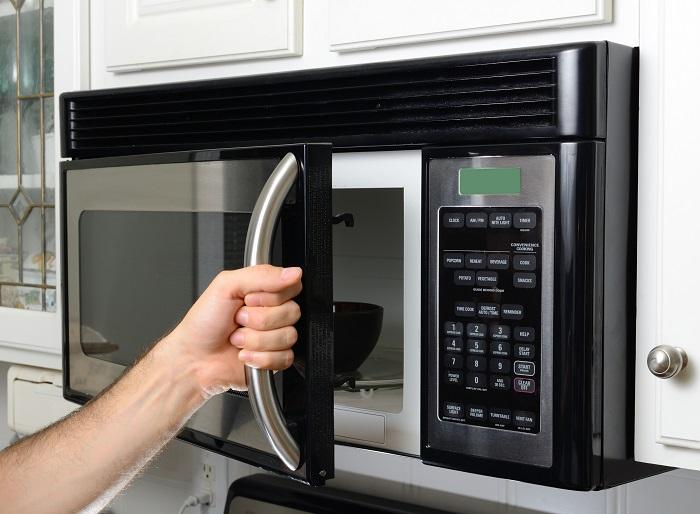 Mẹo sử dụng lò vi sóng tiết kiệm điện, cách thứ 6 chắc chắn ít người làm-6